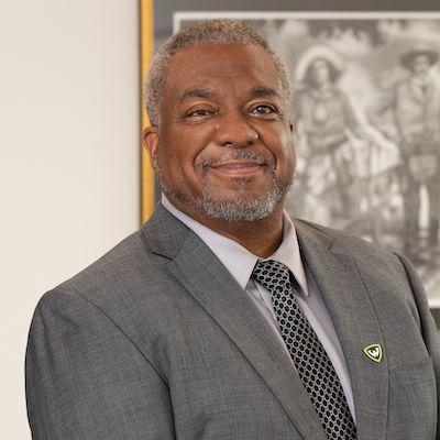 Dr. Keith Whitfield